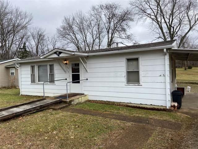 2616 Oak, Doe Run, MO 63637 (#19085897) :: Clarity Street Realty
