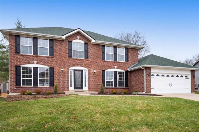1812 Willow Oak Drive, Saint Charles, MO 63303 (#19086119) :: RE/MAX Vision