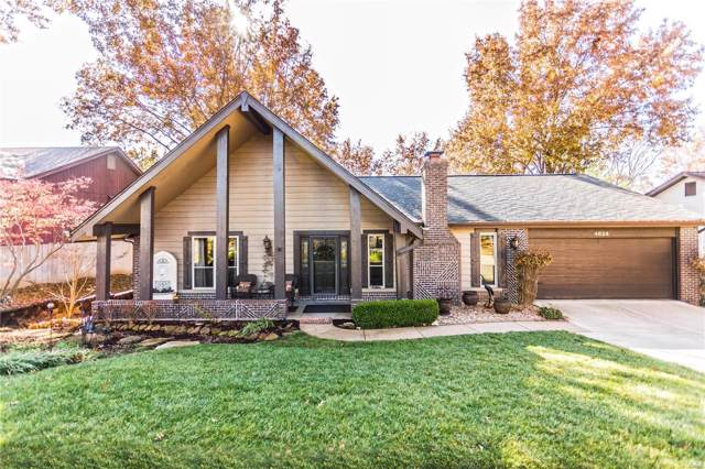 4624 Misty Trail Lane, St Louis, MO 63128 (#19086121) :: Kelly Hager Group | TdD Premier Real Estate