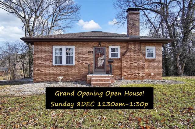 132 Kenwood Lane, Collinsville, IL 62234 (#19086208) :: Clarity Street Realty