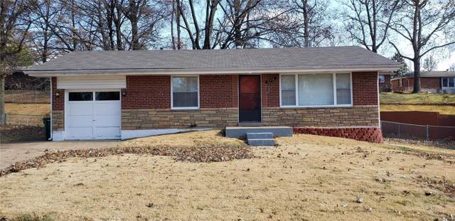 10436 Seaton, St Louis, MO 63137 (#19086231) :: Clarity Street Realty