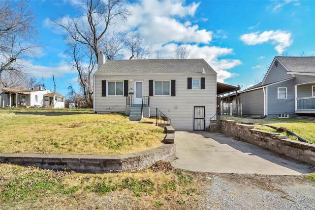 308 Ames Place, St Louis, MO 63135 (#19086340) :: Clarity Street Realty