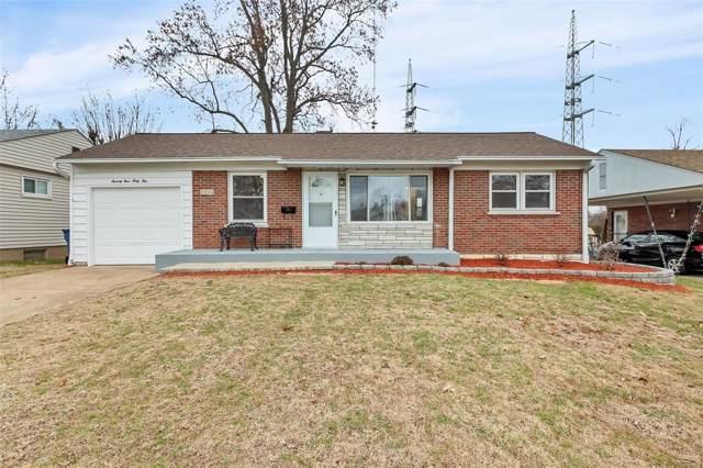 7944 Birkenhead Drive, St Louis, MO 63123 (#19086359) :: Walker Real Estate Team