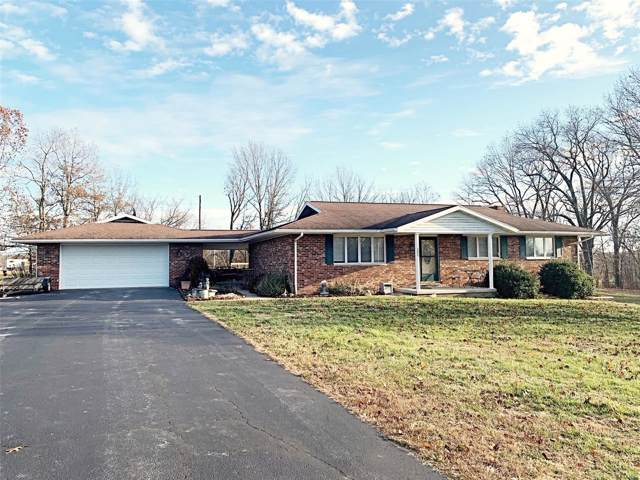 2706 N 695 St, RAMSEY, IL 62080 (#19086400) :: Clarity Street Realty