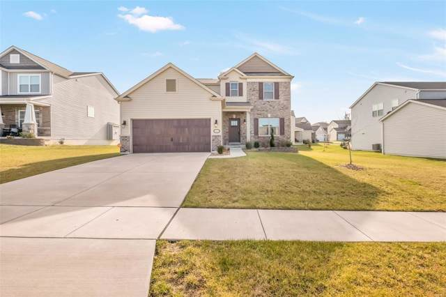503 Parque Retiro Drive, Foristell, MO 63385 (#19086401) :: St. Louis Finest Homes Realty Group