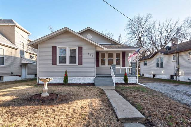 502 S 20th Street, Belleville, IL 62226 (#19086468) :: Clarity Street Realty
