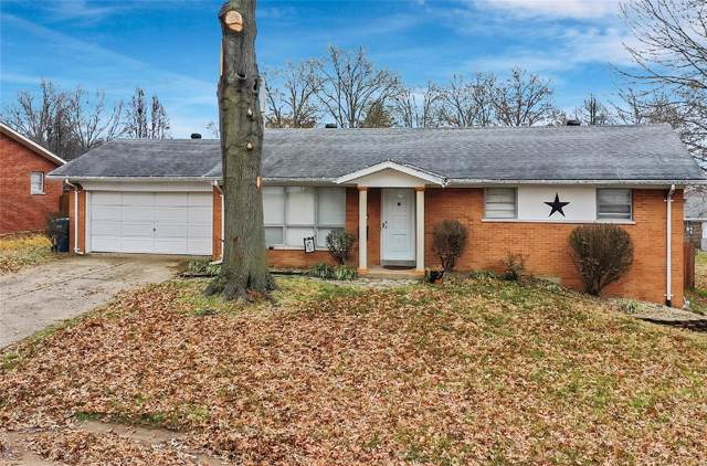 124 Wiliamsburg Drive, Belleville, IL 62221 (#19086518) :: Clarity Street Realty