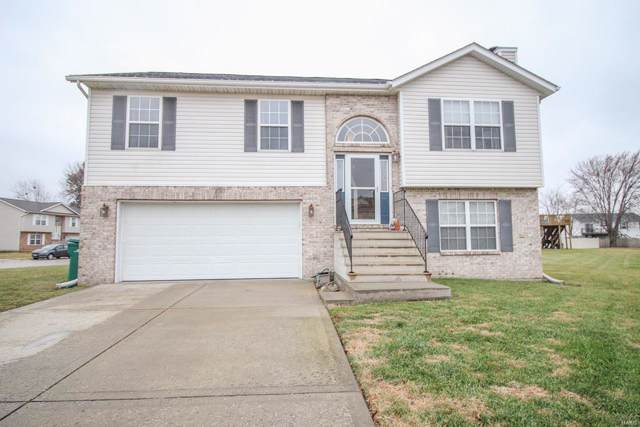 1161 Windshire Drive, Mascoutah, IL 62258 (#19086576) :: Clarity Street Realty