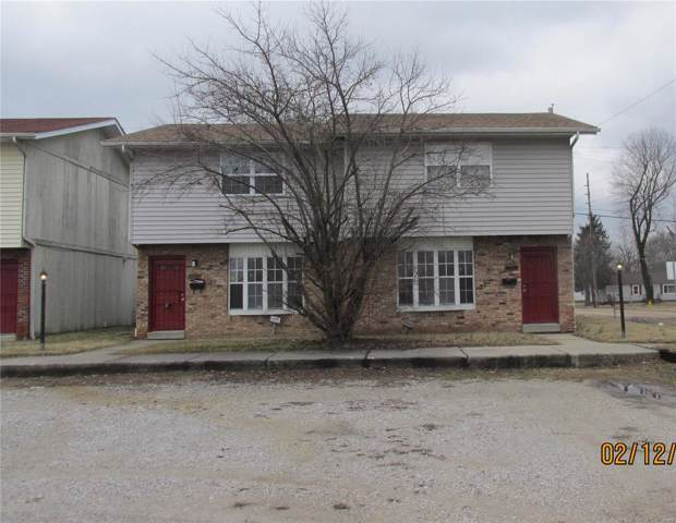 800 Nobie (#800-#802) Lane, East St Louis, IL 62203 (#19086601) :: RE/MAX Vision