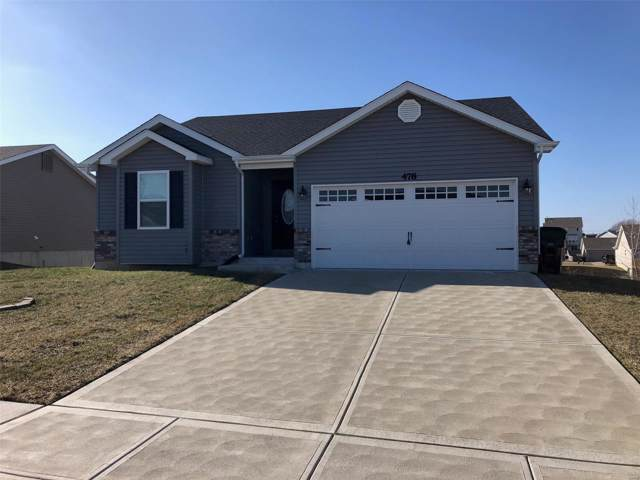 478 Honeysuckle Creek Dr. Drive, Wentzville, MO 63385 (#19086697) :: RE/MAX Professional Realty