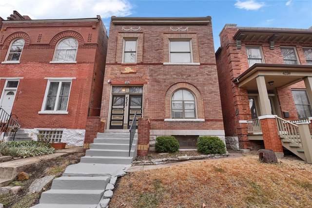 4243 Botanical Avenue, St Louis, MO 63110 (#19086712) :: Hartmann Realtors Inc.