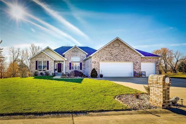 167 Wyndrose Estates Drive, Belleville, IL 62226 (#19086726) :: Clarity Street Realty