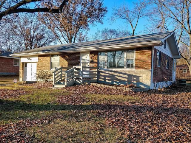 1339 Highmont, St Louis, MO 63135 (#19086785) :: Sue Martin Team