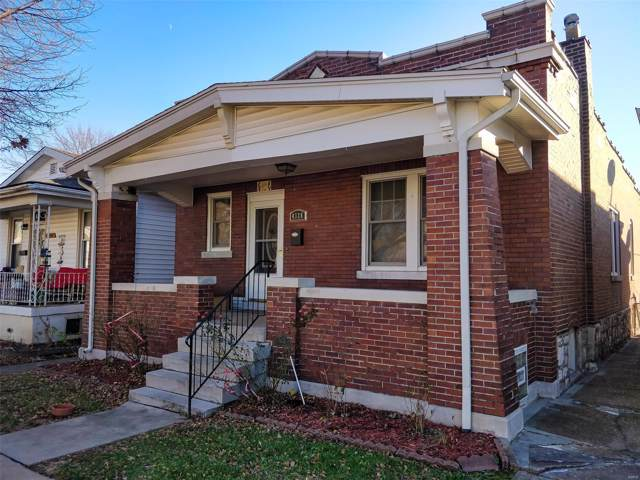 4338 Duke, St Louis, MO 63116 (#19086786) :: RE/MAX Vision