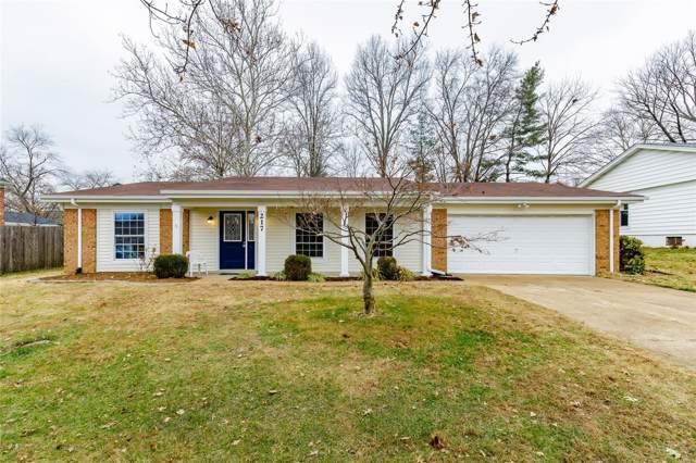 217 Cool Meadows, Ballwin, MO 63011 (#19086824) :: Walker Real Estate Team