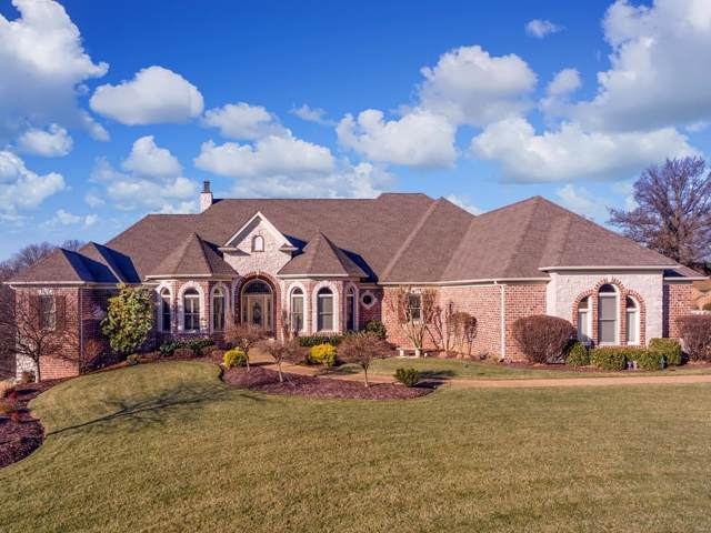 12505 Arbour Knoll Place, St Louis, MO 63128 (#19086853) :: The Becky O'Neill Power Home Selling Team