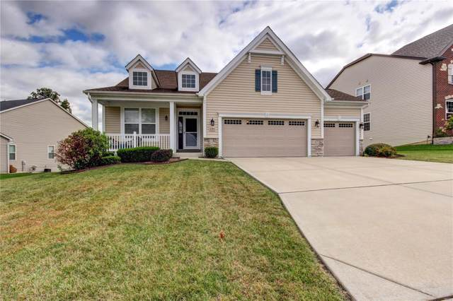 244 Dogwood Meadow Court, Saint Peters, MO 63376 (#19086867) :: RE/MAX Vision