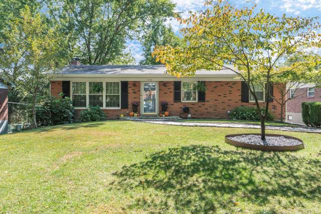 608 Villa Gardens, St Louis, MO 63122 (#19086878) :: Walker Real Estate Team