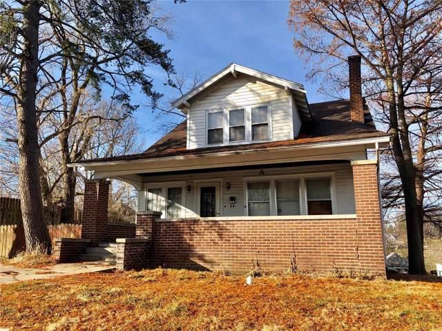 319 N Kennedy, Vandalia, IL 62471 (#19086880) :: Clarity Street Realty