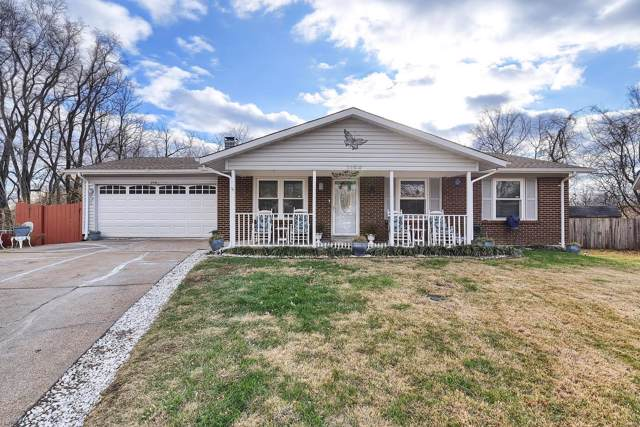 2194 White Ash Ct, Florissant, MO 63031 (#19086911) :: Clarity Street Realty