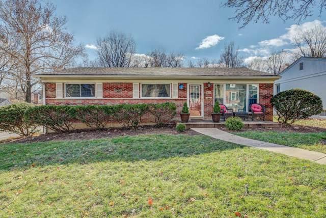 954 Dwyer Avenue, Glendale, MO 63122 (#19086933) :: Walker Real Estate Team