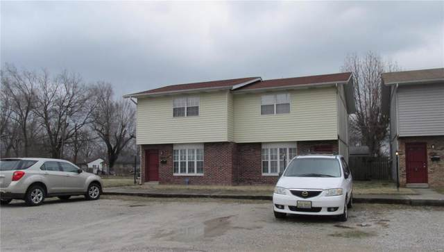 804 Nobie (#804-#806) Lane, East St Louis, IL 62203 (#19087024) :: RE/MAX Vision