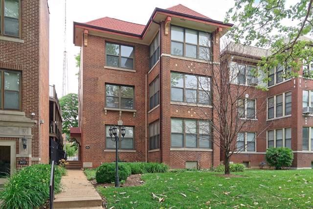 5671 Waterman Boulevard 2S, St Louis, MO 63112 (#19087034) :: Hartmann Realtors Inc.