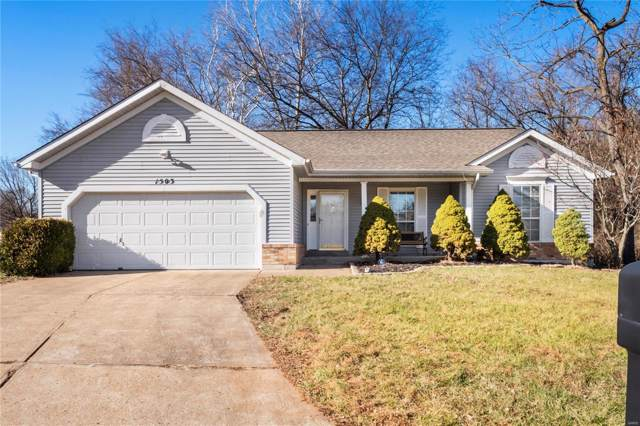 1503 Meadowbrook, Arnold, MO 63010 (#19087039) :: Clarity Street Realty