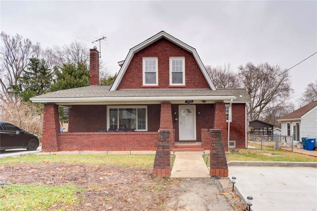 7820 Elton St, St Louis, MO 63123 (#19087109) :: Matt Smith Real Estate Group