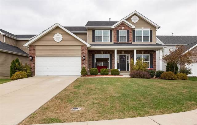 10913 Clydesdale Manors Court, St Louis, MO 63123 (#19087111) :: Clarity Street Realty