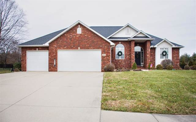 384 Kings Ridge Boulevard, O'Fallon, IL 62269 (#19087143) :: Clarity Street Realty