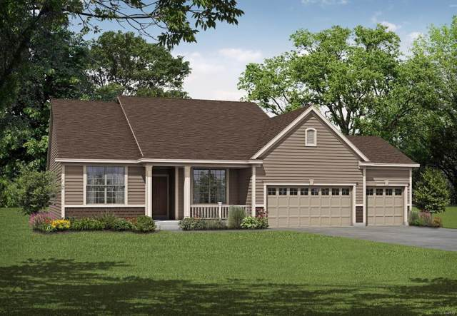 1 Geneva II @ Alexander Woods, Chesterfield, MO 63017 (#19087145) :: The Becky O'Neill Power Home Selling Team