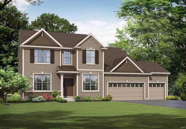 1 Montego II @ Alexander Woods, Chesterfield, MO 63017 (#19087151) :: Clarity Street Realty