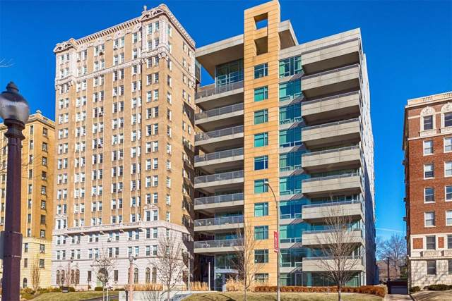 4545 Lindell Boulevard #11, St Louis, MO 63108 (#19087167) :: St. Louis Finest Homes Realty Group