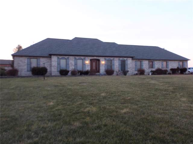 1 Lake Montagu Estates Drive, Troy, IL 62294 (#19087183) :: Fusion Realty, LLC