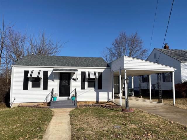 402 Virginia Street, Fredericktown, MO 63645 (#19087188) :: Clarity Street Realty