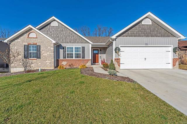 911 Mule Creek, Wentzville, MO 63385 (#19087189) :: St. Louis Finest Homes Realty Group