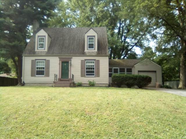 4 Carson Drive, Belleville, IL 62223 (#19087287) :: Clarity Street Realty