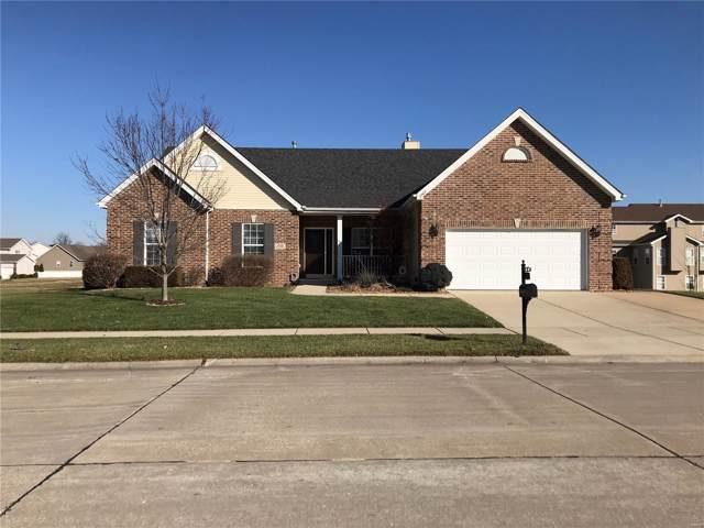 1208 Meadowview Lane, Shiloh, IL 62221 (#19087298) :: Hartmann Realtors Inc.