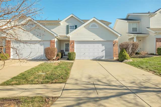 125 Waterside Crossing Drive, Saint Peters, MO 63376 (#19087299) :: Kelly Hager Group | TdD Premier Real Estate