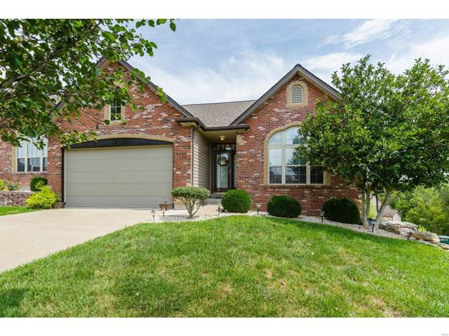 142 Canyon Creek Circle, Moscow Mills, MO 63362 (#19087423) :: Clarity Street Realty