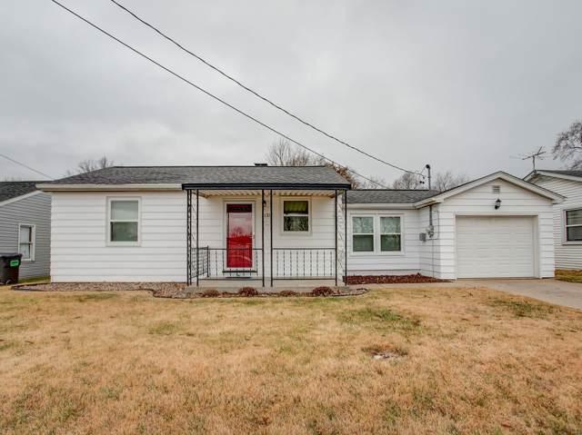 1317 West Boulevard, Belleville, IL 62221 (#19087436) :: Clarity Street Realty