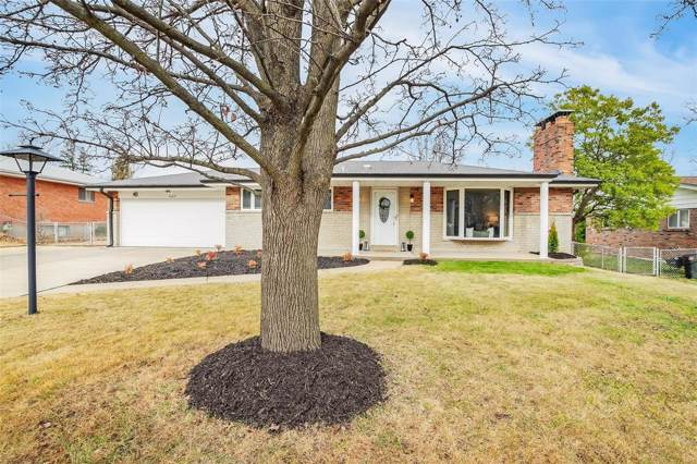 4609 Skyridge Drive, Unincorporated, MO 63128 (#19087487) :: Kelly Hager Group | TdD Premier Real Estate