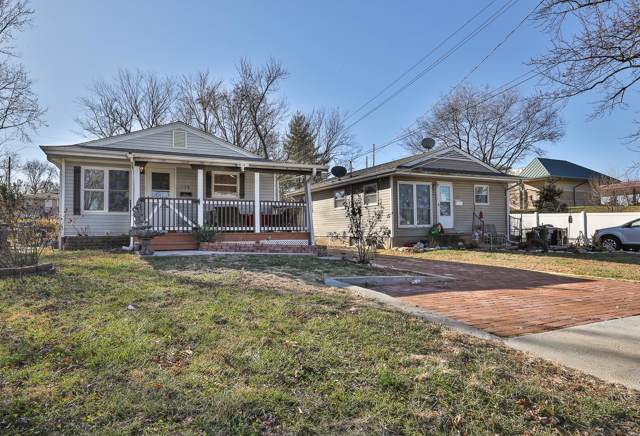 138 Floralea Place, St Louis, MO 63127 (#19087507) :: Clarity Street Realty