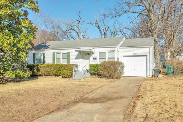 1039 Bakewell Drive, St Louis, MO 63137 (#19087510) :: Clarity Street Realty