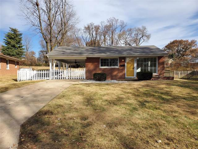 60 Saint Benedict Lane, Florissant, MO 63033 (#19087525) :: Clarity Street Realty