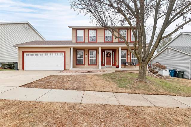 2418 Riverwood Trails Drive, Florissant, MO 63031 (#19087535) :: Clarity Street Realty
