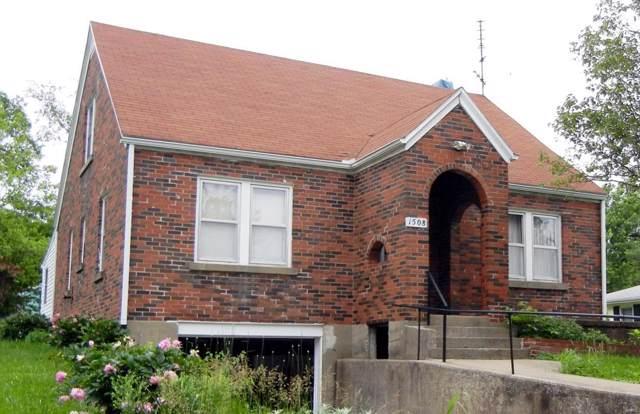1508 Wayne Street, Cape Girardeau, MO 63701 (#19087570) :: Parson Realty Group