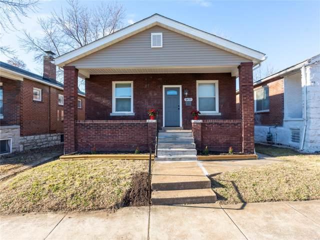 5411 S Compton Avenue, St Louis, MO 63111 (#19087598) :: Hartmann Realtors Inc.