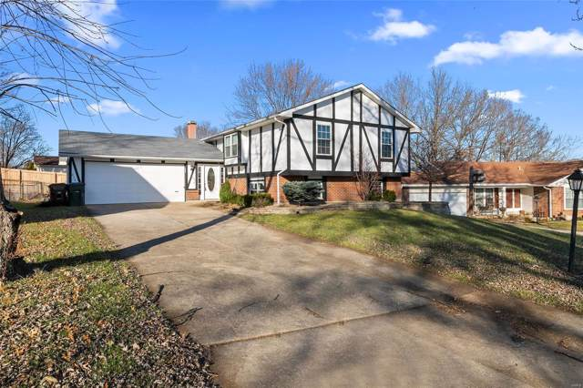 836 Greenridge, Saint Peters, MO 63376 (#19087606) :: Kelly Hager Group | TdD Premier Real Estate